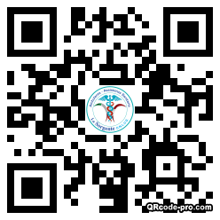 QR code with logo 100I0