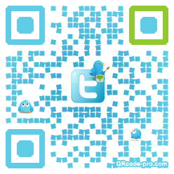 QR code with logo 101l0
