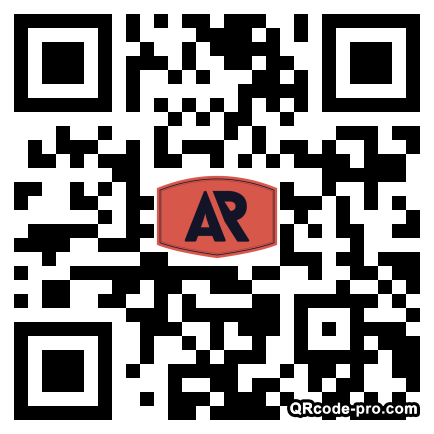QR code with logo 106M0