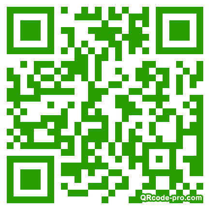 QR code with logo 106s0