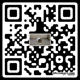 QR code with logo 108Z0