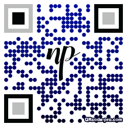 QR code with logo 109g0