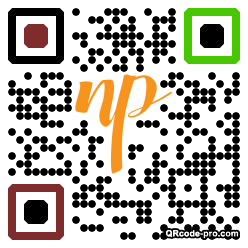 QR code with logo 109i0