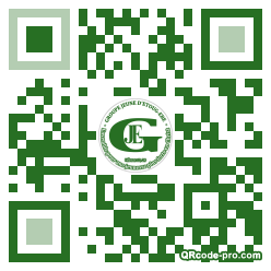 QR code with logo 10F40