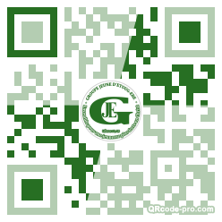 QR code with logo 10F70