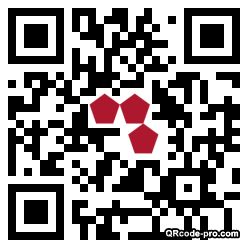 QR code with logo 10MN0