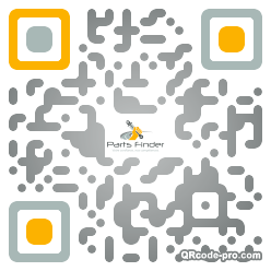 QR code with logo 10O00