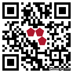QR code with logo 10RB0