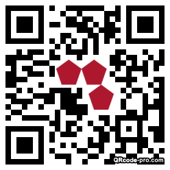 QR code with logo 10Rk0