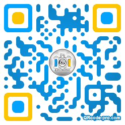 QR code with logo 10Rv0