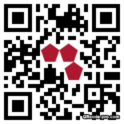QR code with logo 10Sf0