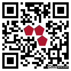 QR code with logo 10Sh0