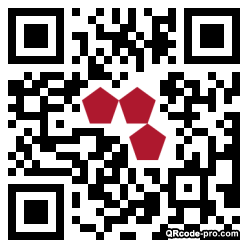 QR code with logo 10Sk0