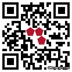 QR code with logo 10Sn0