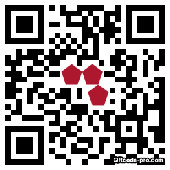 QR code with logo 10Ss0