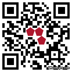 QR code with logo 10VR0