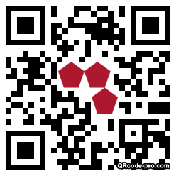 QR code with logo 10Vf0