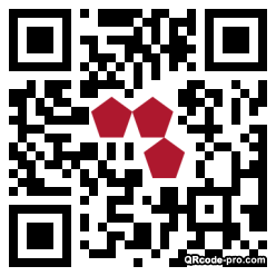 QR code with logo 10Vg0
