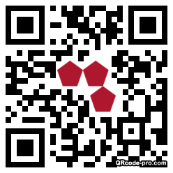 QR code with logo 10Vi0