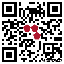 QR code with logo 10Vj0