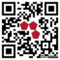 QR code with logo 10Vw0