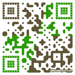 QR Code Design 10X90