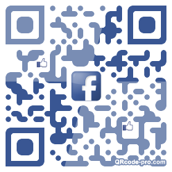QR code with logo 10XB0