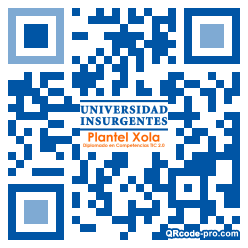 QR code with logo 10Yt0