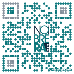 QR code with logo 10Z10