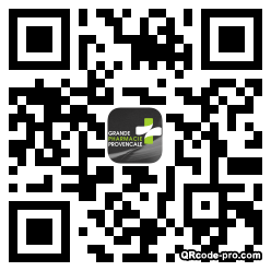 QR code with logo 10cT0