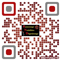 QR code with logo 10dy0