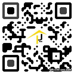 QR code with logo 10jv0