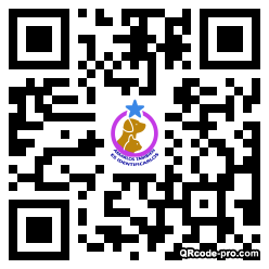 QR code with logo 10nJ0