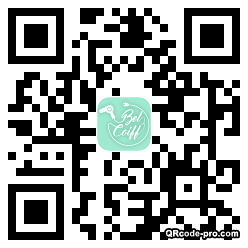 QR code with logo 10np0