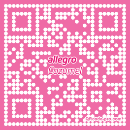 QR code with logo 10oZ0