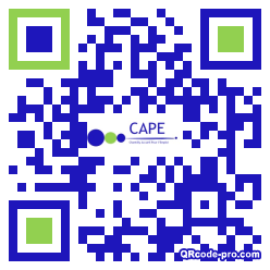 QR code with logo 10st0