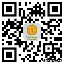 QR code with logo 112n0
