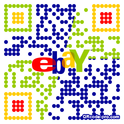 QR code with logo 114T0