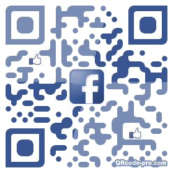 QR code with logo 118F0