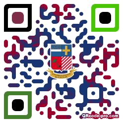 QR code with logo 11990