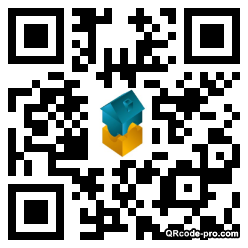 QR code with logo 11Ag0