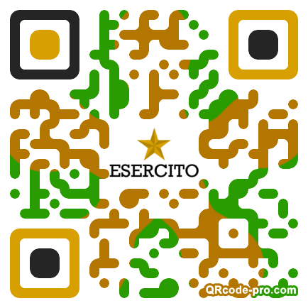 QR code with logo 11IT0