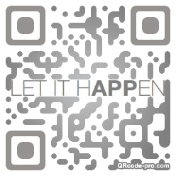 QR code with logo 11Mg0