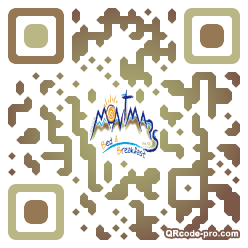 QR code with logo 11PA0