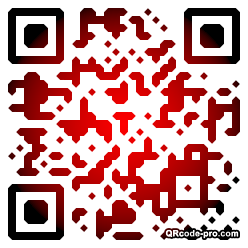 QR code with logo 11PW0