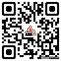 QR code with logo 11Pq0