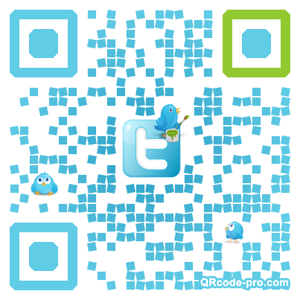 QR code with logo 11QF0
