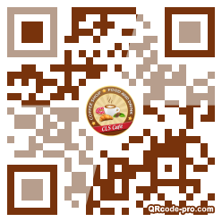 QR code with logo 11VQ0