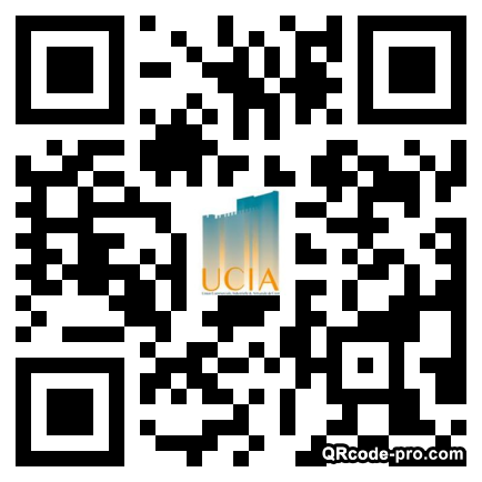 QR code with logo 11Xy0