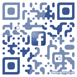 QR code with logo 11k70